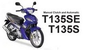 Thumbnail YAMAHA T 135 2005 SERVICE Workshop Repair MANUAL Download
