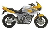 Thumbnail YAMAHA TDM 850 1996 SERVICE Motorcycle Repair MANUAL
