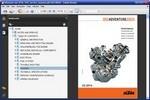Thumbnail KTM ADVENTURE 2003 ENGINE SERVICE Motorcycle Repair MANUAL