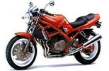 Thumbnail SUZUKI GSF 400 BANDIT 1991 - 1994 SERVICE Repair MANUAL