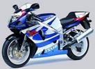 Thumbnail SUZUKI GSX-R 600 1997 - 2000 SERVICE Workshop Repair MANUAL