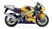 Thumbnail SUZUKI GSX-R 600 2000 - 2003 SERVICE Repair MANUAL Download