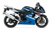 Thumbnail SUZUKI GSX-R 600 2004 SERVICE Motorcycle Workshop MANUAL