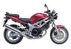 Thumbnail SUZUKI SV 650 1998 - 2002 SERVICE Motorcycle Repair MANUAL