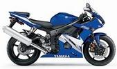 Thumbnail Yamaha YZF-R6 T 1999 - 2008 Service Workshop Repair Manual