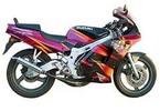 SUZUKI RG 150 E-ES 1997-1999 Motorcycle Repair MANUAL