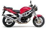 Thumbnail SUZUKI SV 650 1999 - 2002 SERVICE Motorcycle Repair MANUAL