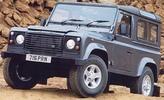 Thumbnail Land Rover Defender 1999 - 2002 Workshop Manual Supplement