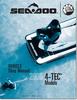 Thumbnail 2005 SeaDoo 4-TEC, GTX, RXP, RXT, WAKE Shop Manual Download