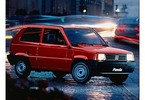 Thumbnail 1981-1991 Fiat Panda 769cc, 903cc, 999cc Owners Manual