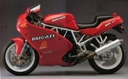 Ducati 750ss 900ss 1991
