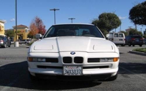 1991 Bmw 850i E31 Wiring Diagram