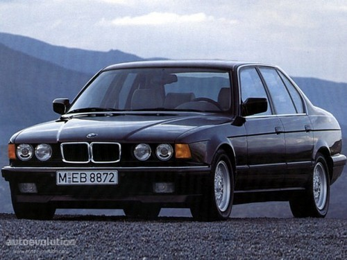 Pay for 1988-1994 BMW E32 7 Series Service Repair Manual Download