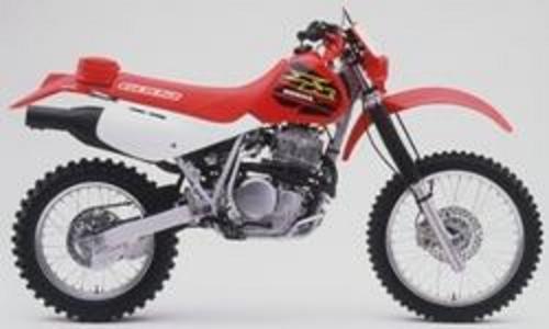 Honda Xr 600 R Service Workshop Repair Manual Download