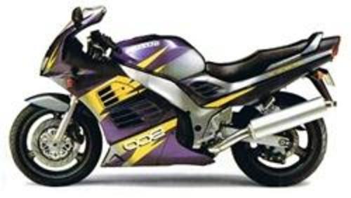 Suzuki Rf 900 R Service Motorcycle Repair Manual Download
