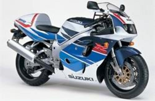Pay for SUZUKI GSX-R 750 1996 - 2000 SERVICE Repair MANUAL Download