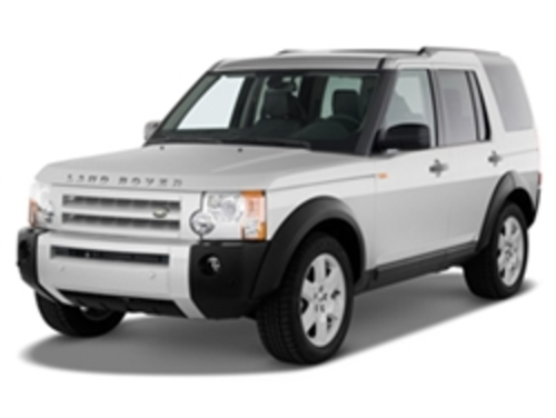 Land Rover Discovery 3 - Lr3