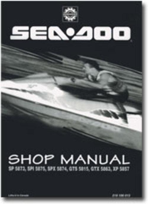Free Seadoo Islandia 2000 Workshop Manual Download Best border=
