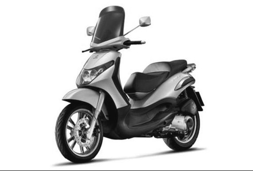 Pay for Piaggio Beverly 125 E3 Workshop Repair Manual Download