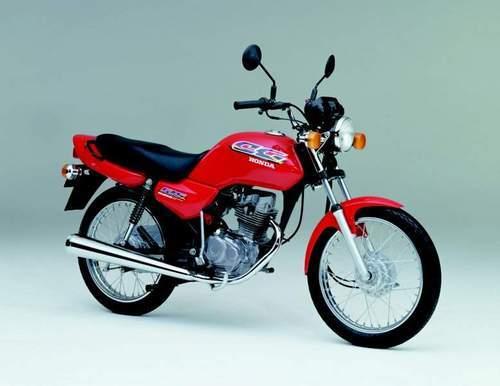 Honda Cg125 Manual