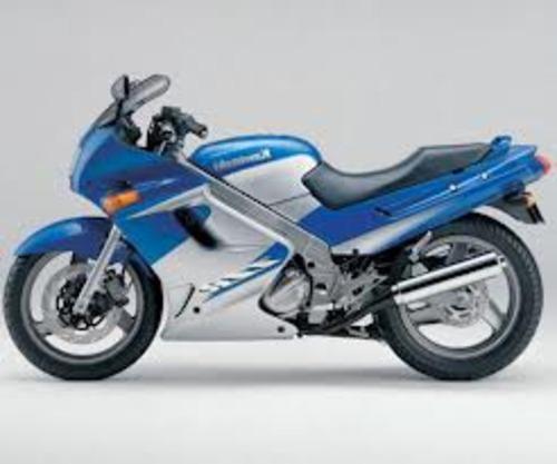 Pay for 1990-1996 Kawasaki ZZR250 Supplementary Service Manual