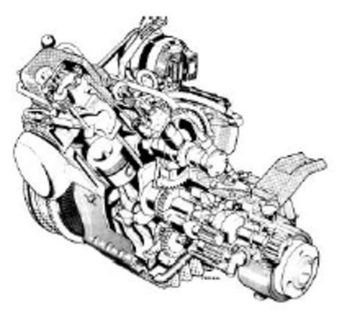Free Volvo Penta MD5A Marine Diesel Engine Workshop Manual Download thumbnail