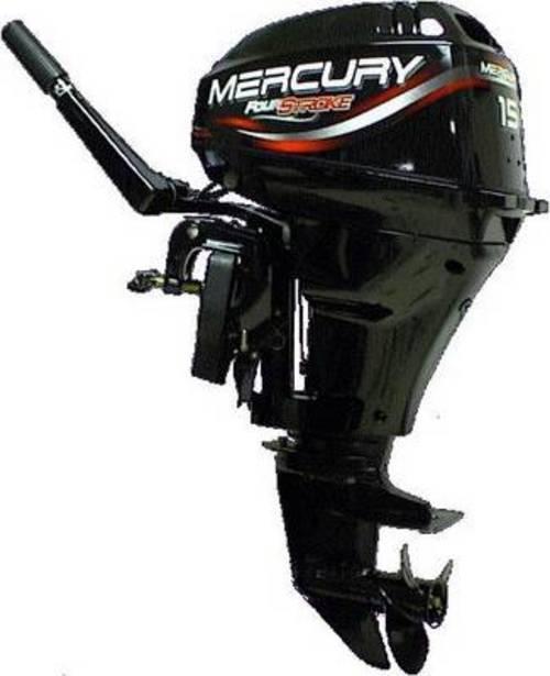 Free Mercury Mariner Outboard 9 9hp 15hp Four Stroke Full border=
