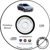 Thumbnail Alfa Romeo 159 workshop manual