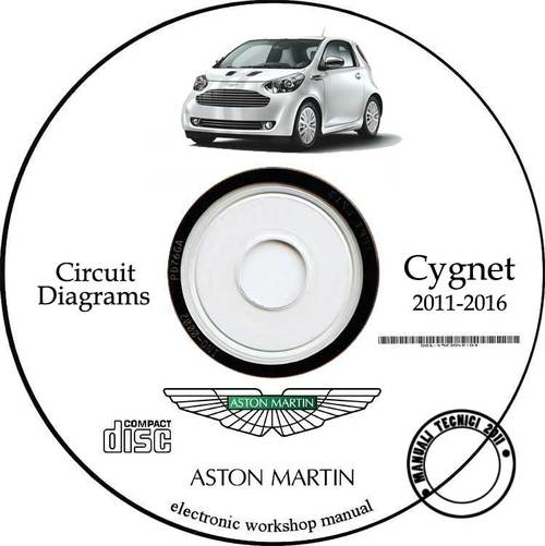 aston martin cygnet 2011 2016 circuit diagrams. Black Bedroom Furniture Sets. Home Design Ideas