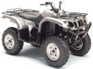 Thumbnail Yamaha Grizzly 660 2001 to 2002 Service Manual