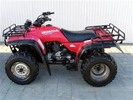 Thumbnail TRX300 FOURTRAX300  YEAR 2000 OWNERS MANUAL