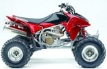 Thumbnail TRX450R TRX 450R OWNERS MANUAL 2004