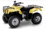 Thumbnail TRX350FM FOURTRAX 350FM 350 4X4   YEAR 2005 OWNERS Manual