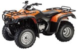 Thumbnail TRX350TM FOURTRAX 350  YEAR 2005 OWNERS MANUAL