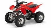Thumbnail TRX250ex  SPORTRAX250EX 250EX  YEAR 2006 OWNERS MANUAL