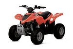 Thumbnail ARCTIC CAT 50cc 90cc SERVICE MANUAL 2006