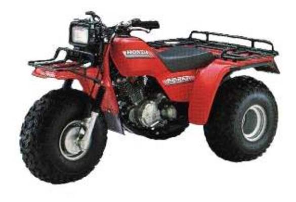 honda big red manual pdf