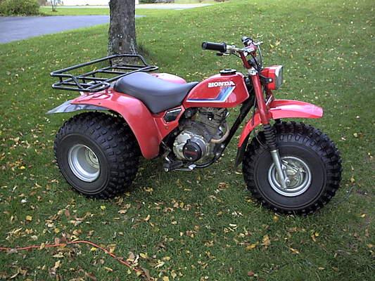 1984 honda atc 200s