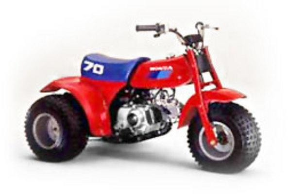 Honda Atc 70 : Honda atc official shop manual download manuals