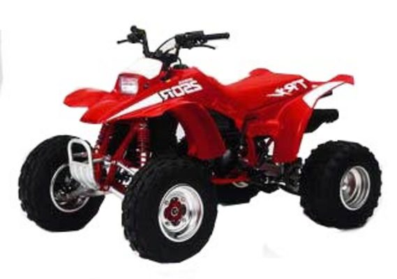 2001 honda fourtrax 350 service manual