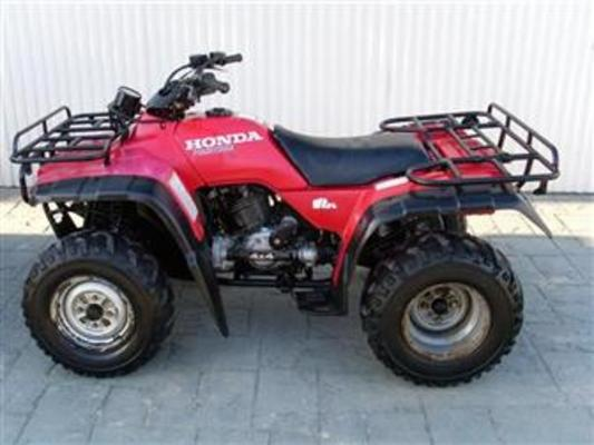 Honda 300 Trx. Honda TRX300 Repair Manual