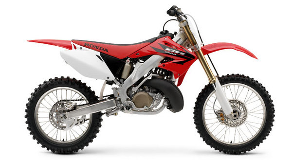 honda cr250r service manual 2000 - 2001