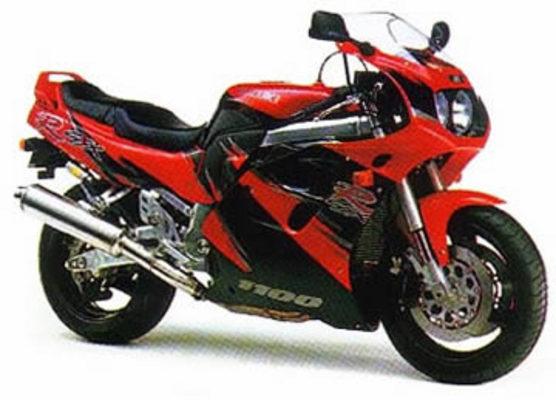 Suzuki Gsx R Service Manual