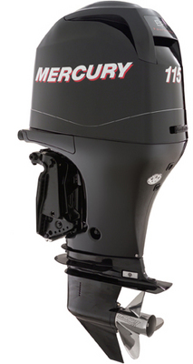MERCURY 115 HP OUTBOARD FOURSTROKE SERVICE MANUAL