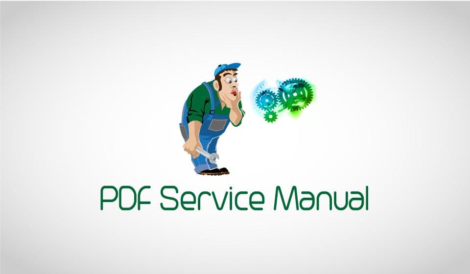 Thumbnail Kymco Sniper 50 PDF Service & Repair Manual Download