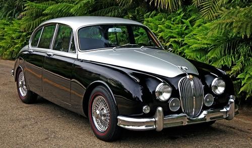 19551969 Jaguar Saloons Mk1mk2 240340 Owners Workshop Repair Manrhtradebit: Jaguar Wiring Diagram For 1959 Mk1 At Gmaili.net