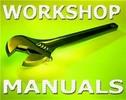 Thumbnail ISUZU TF SERIES ENGINE WORKSHOP MANUAL 2000 ONWARDS