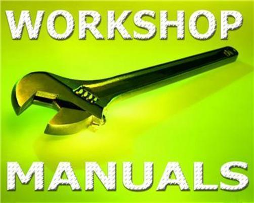 Nissan Note Model E11 Workshop Manual 2006 2007 2008 2009