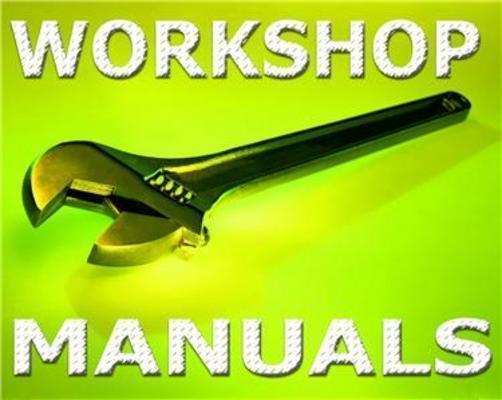 daihatsu feroza f300 hd engine workshop manual download manuals rh tradebit com daihatsu feroza engine workshop manual daihatsu feroza workshop manual download