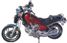 Motorcycle manual yamaha xv 500 k service manual genuine yamaha.